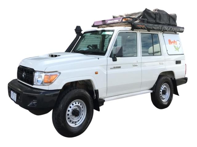 Safari Landcruiser 4WD 19-20
