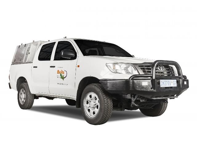 SUV - Toyota Double Cab 1