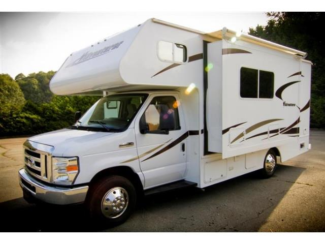 Mimo Motorhome Internet Options: AMB 23ft Class C Slide Out
