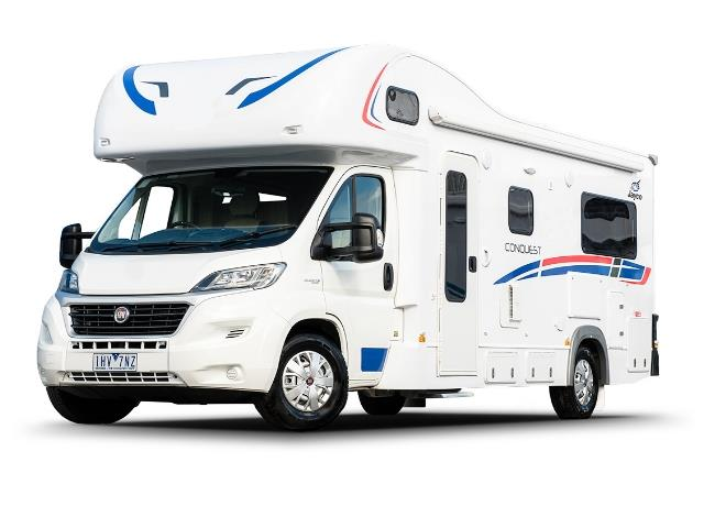6Berth Conquest Tourer Ext1