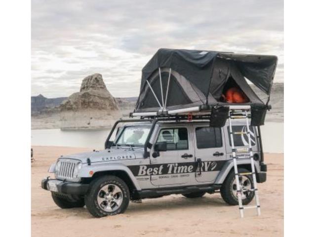 Btr The Jeep Explorer
