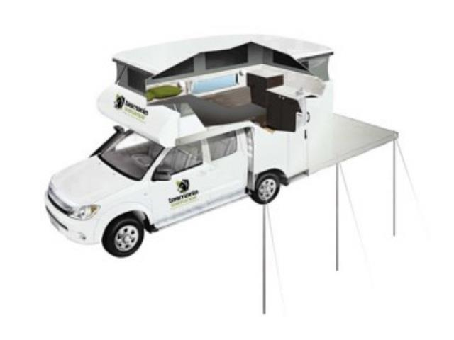 The Bush Camper 4WD
