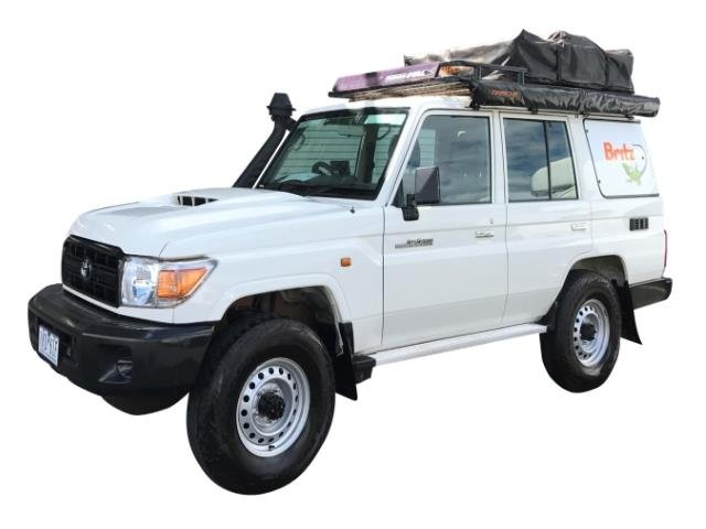 The Safari Landcruiser 4WD