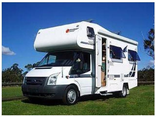 The Motorhome 6B Budget