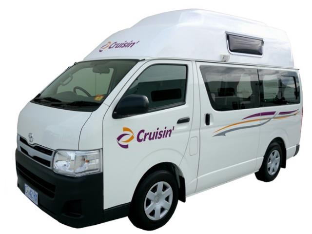 2 Berth Cruisin HiTop