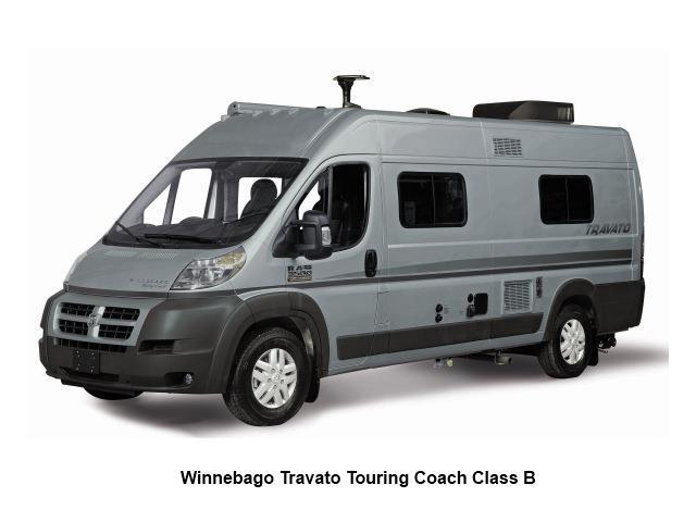 Winnebago Travato Touring Coach Class B