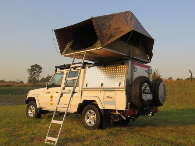 Bush Landcruiser 2 Berth Camping (CruC2)