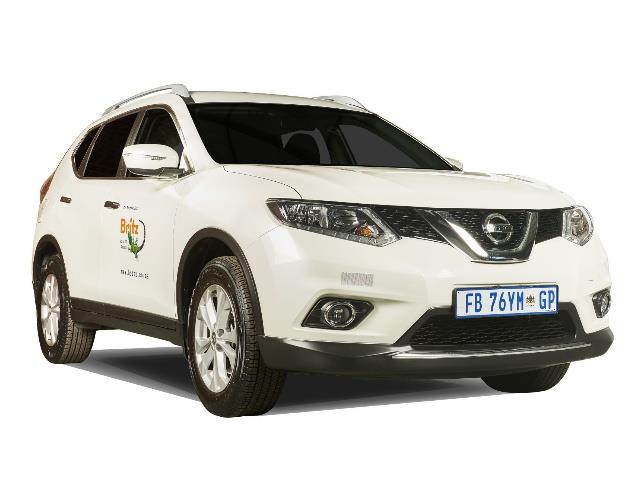 Britz SUV - Nissan X-trail: Manual 4x2 (BXTM)