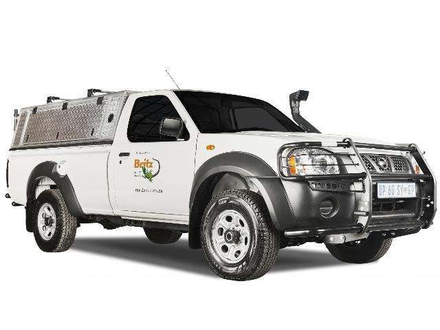 Britz SUV - Nissan Single Cab: 4x4 (BNSC)