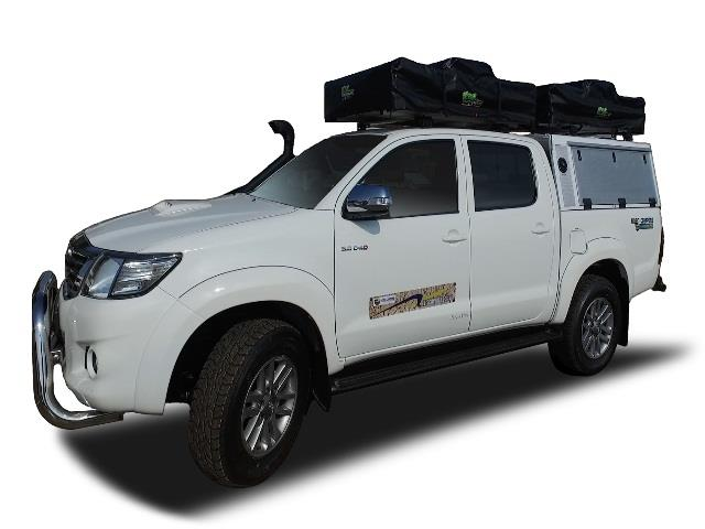 Discoverer DC 4x4 (Automatic)