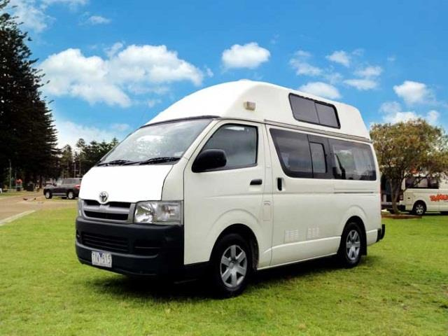 The TAB Hitop Campervan