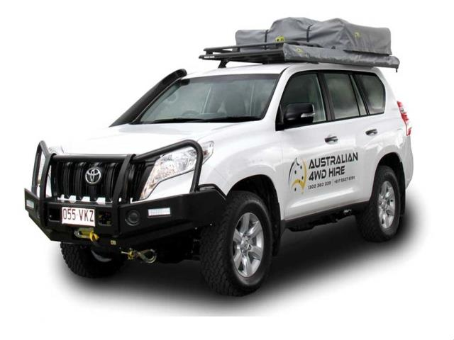 4WD Bush Camper Large RTT