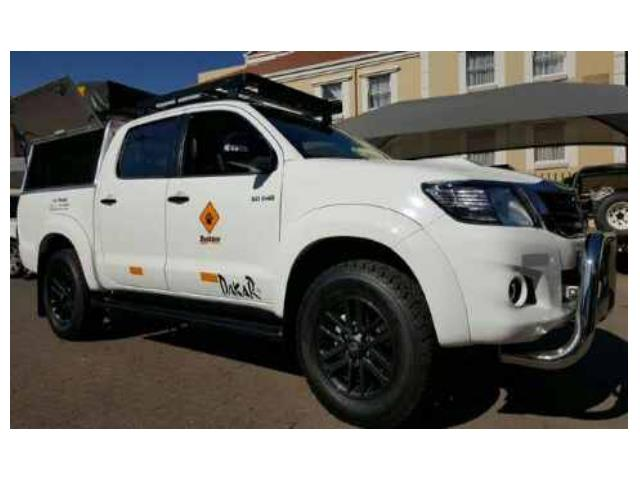 Bush Hilux Double Cab Automatic (HilAS)
