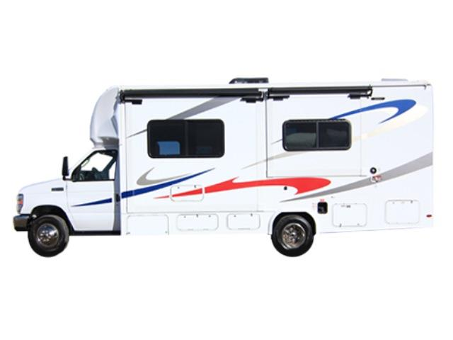 SVC Super Camper Van (Seasonal Inclusive)