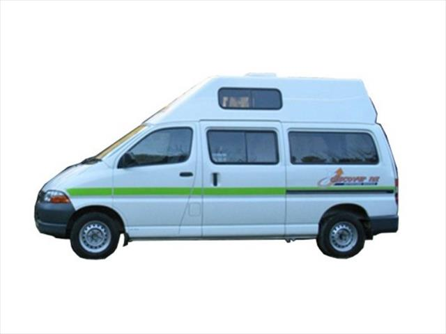 The 2 Berth Hiace