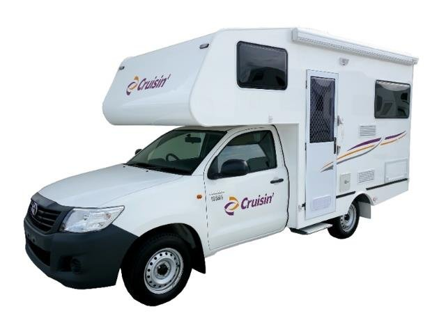2 Berth Cruisin Adventurer