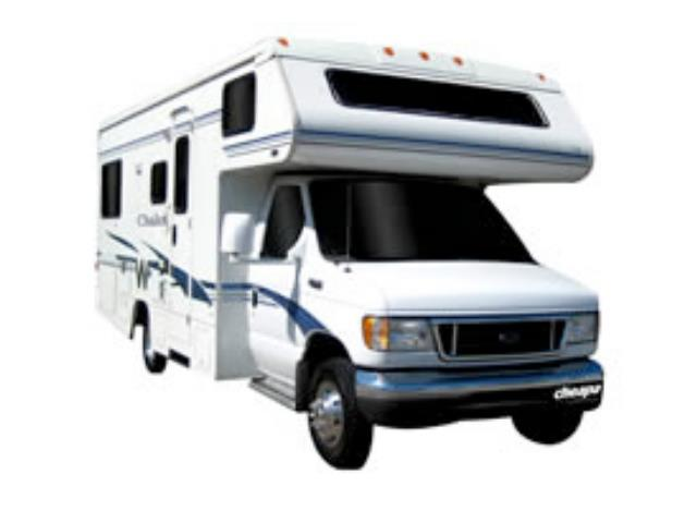STI 25ft Motorhome