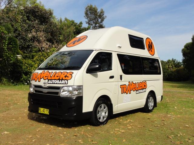 The Kuga Campervan